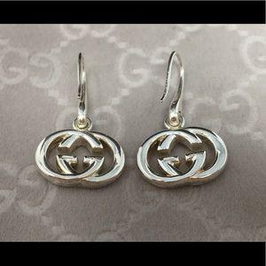 a9cb3fd09d7 Gucci Jewelry - Women s Gucci sterling silver GG drop earrings